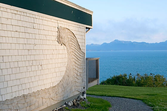 Hotel Homer Alaska at the Ocean Shores Homer AK hotel motel